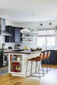 Small Kitchen Designs With Island 38 Best Small Kitchen Design Ideas Tiny Kitchen Decorating