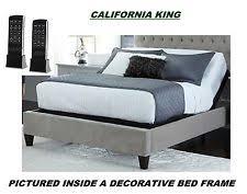 Leggett And Platt Adjustable Bed Frame by Leggett U0026 Platt Adjustable Beds Ebay