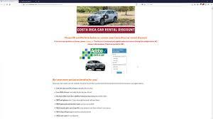 Costa Rica Car Rental Discount - Get The Best Car Rental Deal!