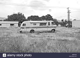 An Old RV Recreational Vehcicle For Sale Off Of Route 74 Hemet California