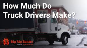 100 Indeed Truck Driver Driving Is It Possible To Make Six Figures