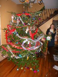 Sister Kramer Crazy Christmas Tree