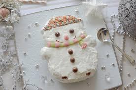 gâteau bonhomme de neige à la clémentine de corse les pépites de