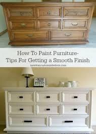 Diy Painting Bedroom Furniture