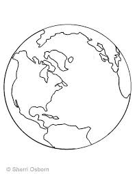 Free Printable Coloring Earth Pages 24 For Your Kids Online With