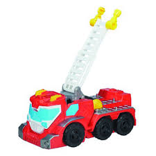 100 Rescue Bots Fire Truck JAN158159 TRANSFORMERS RESCUE BOTS ELITE HEATWAVE CS Previews World