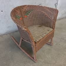 Children's Wicker Rocker By Heywood Wakefield Woodys Antiques Specializing In Original Heywood Wakefield Details About Heywood Wakefield Solid Maple Colonial Style Ding Side Chair 42111 W Cinn Antique Rattan Wicker Barbados Mahogany Rocking With And 50 Similar What Is Resin Allweather Fniture Childrens Rocker By 34 Vintage Chairs By Paine Rare Heywoodwakefield At 1stdibs Set Of Brace Back School American Craftsman Childs Slat Bamboo Pretzel Arm Califasia