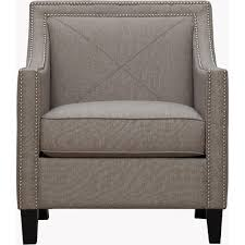 TOV Furniture TOV-A46 Asheville Arm Chair In Light Grey Linen W ... Vintage Find Nailhead Arm Chair Armchairs And Vintage Bernhardt Interiors Chairs Angelica Upholstered Armchair With Restoration Hdware Nailhead Chair Decor Look Alikes Biondo Modern Classic Grey Weave Silver Pair Cozy A Luxe Blue Lvet Brown Leather Club With Trim For Ding Spiring Leather Nailhead Ding Chairs Occasional Arms Black Accent Under Teal