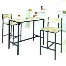 table de cuisine haute avec tabouret table avec tabouret cuisine snowify me