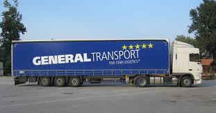 100 Star Trucking Company General Transport Five Logistics