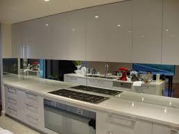 Kitchen Mirror Splashback Melbourne Metro Glass
