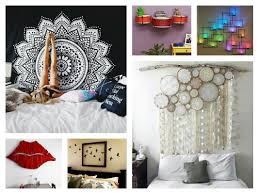 Best Ideas Of Creative Wall Decor Diy Room Decorations Youtube With Craft For Decorating A Bedroom