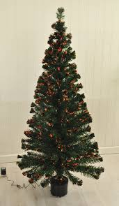 Pre Lit Slim Christmas Trees Argos by Cheap Fibre Optic Christmas Tree Prices Online Pi Uk