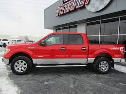 2011 Used Ford F-150 4WD SuperCrew 145