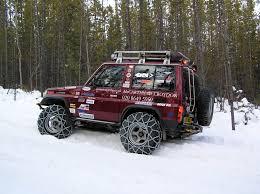 Snow Chains Recommendations - Toyota FJ Cruiser Forum