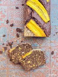 bananenbrot mit haferflocken schokolade ohne mehl wahlweise glutenfrei zuckerfrei