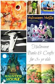 Halloween Picture Books by Practical Mom Halloween Books U0026 Crafts For 3 Yr Olds