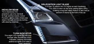 2014 cts a look at its sleek new led ls gm authority