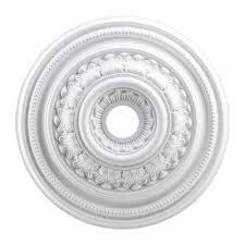 2 Piece Ceiling Medallion Canada by Ceiling Medallions Bellacor