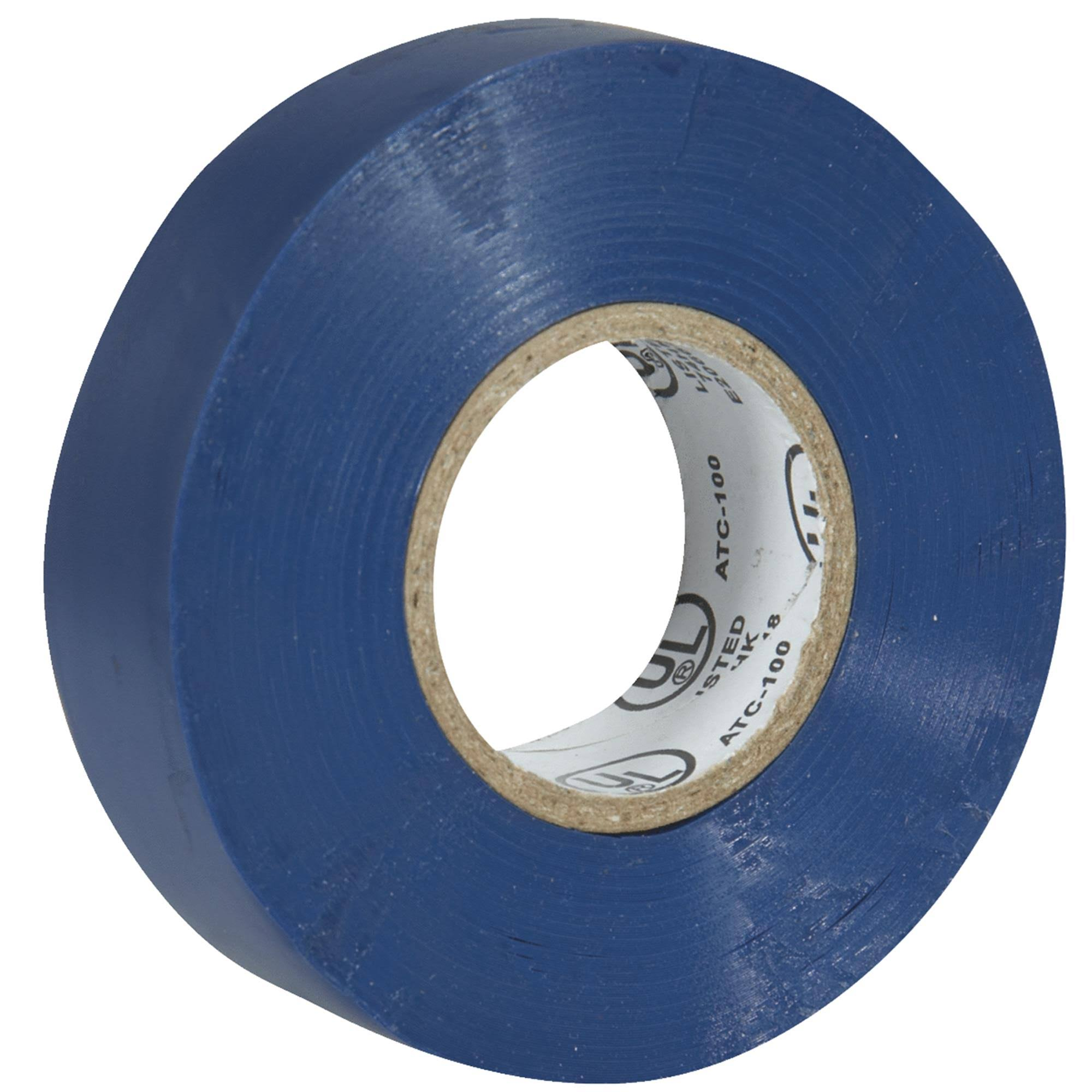 Do It Best 528250 Color Electrical Tape - Blue, 3pk