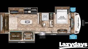 Raptor 5th Wheel Toy Hauler Floor Plans by Search Rvs Motorhomes U0026 Travel Trailers For Sale Lazydays