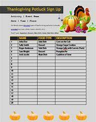 Halloween Potluck Invitation Templates by 100 Free Printable Halloween Potluck Signup Sheet Printable