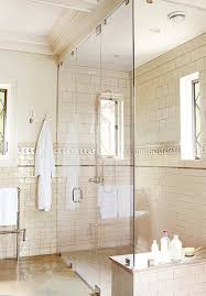 Mind-Blowing Master-Bath Showers | Traditional Home Good Looking Small Bathroom Bath Ideas Bathrooms Half Design Without Piece Enclosure Trim Enchanting Panels Options Surround 8 Top Trends In Tile For 2019 Home Remodeling Shower Wall For Tub 59 Simply Chic Floor And Designs Apartment Therapy 15 Cheap Remodel Light Grey Tiles Best Beautiful Tiling A Shower Wall Travertine Tile Paint 10 Of The Most Exciting How To Install Howtos Diy