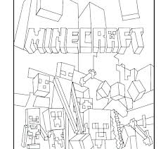 Minecraft Coloring Pages To Print As Mutant Creeper Color