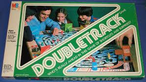 Doubletrack Board Game Box