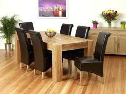 Dining Room Chair Covers Set Of 6 Oak Chairs Solid Used For Sale Piece