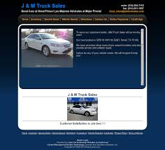 100 J And M Truck Sales And Competitors Revenue And Employees Owler