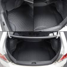 MotorTrend Deep Dish Rubber Floor Mats & Cargo Set - Black - Heavy ... Floor Mats Car The Home Depot Flooring 31 Frightening For Trucks Photo Ipirations Have You Checked Your Lately They Could Kill Chevy Carviewsandreleasedatecom Lloyd Bber 2 Custom Best Water Resistant Weathertech Allweather Sharptruckcom For Suvs Husky Liners Amazoncom Plasticolor 0384r01 Universal Fit Harley Bs Factory Oxgord 4pc Full Set Carpet 2014 Volkswagen Jetta Gli Laser Measured Floor Printed Paper Promotional Valeting