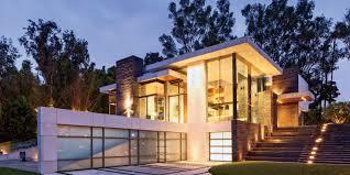 104 Beverly Hills Modern Homes Sports Broker Stephen Dubin S House In Architectural Digest