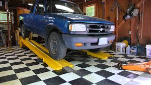 100 Truck Ramps For Sale Using The KwikLift Car Ramp YouTube
