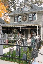 Halloween Cemetery Fence Ideas by This Lady U0027s Entire Blog Is Incredible Especially Her Halloween