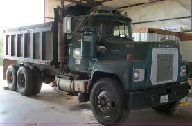 1979 Mack RS686LST Dump Truck | Item C3532 | SOLD! Wednesday...