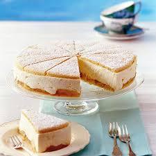 käse sahne torte mit mandarinen rezept essen und trinken
