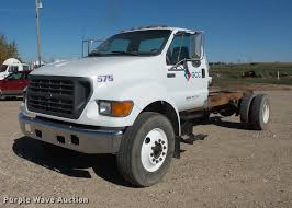 2000 Ford F650 Truck Cab And Chassis | Item DB8066 | SOLD! N...