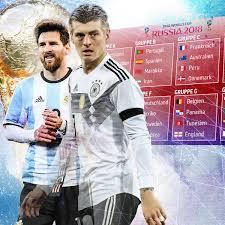 FußballWM 2018 Auslosung Der Deutschen GruppenGegner Live Im TICKER