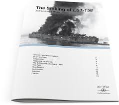 Ship Sinking Simulator Download 13 by The Sinking Of Lst 158 Air War Publications