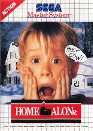 Home Alone Box Shot for Sega Master System GameFAQs