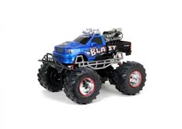 Mega Blast Trucks | Toy Triangle New Bright Rc Monster Jam Truck Grave Digger Toysrus 124 Ff Twin Pack Colors And Styles Rc Trucks Youtube Radio Control 18 Scale W Buy El Toro 115 40mhz Amazoncom Sf Hauler Set Car Carrier With Two Mini Walmartcom 110 24 Ghz Grave Digger Kids Toy