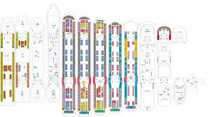 Norwegian Jewel Deck Plan 5 by Liberty Of The Seas Deck Plans Cruiseind