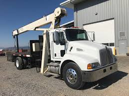 2008 Kenworth T300 Boom / Bucket Truck For Sale | White City, OR ...