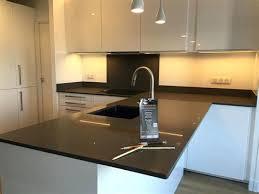 plan travail cuisine granit paillasse cuisine granit plan travail cuisine en en central plan de
