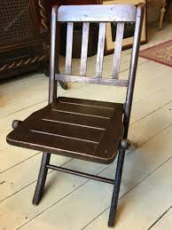 Child's Folding Sunday School Chair - Antiques Atlas