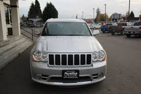 Used 2008 Jeep Grand Cherokee SRT8 Near Buckley, WA - Puyallup Car ...