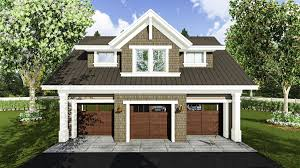 100 Garage House 3 Car Apartment With Class 14631RK Architectural Designs