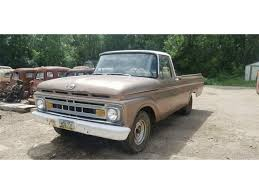 100 61 Ford Truck 19 Pickup For Sale ClassicCarscom CC1015755