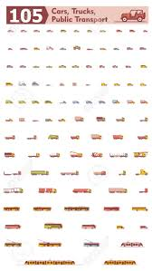 Set Of The Different Types Of Cars, Trucks And Public Transport ... Different Types Of Trucks Seamless Background Royalty Free Cliparts Isolated On White 3d Rende Types Of Trucks And Lorries Icons Vector Image Scania Global 2018 Alloy Truck Model Toy Aerial Ladder Fire Water Cstruction Stock Illustration The Ranger Owners Guide To Getting A Lift Pierre Sguin Printable Truck Math Activity Use One Number Or Practice How Cars Are Marketed To Liftyles Convoy Auto Repair Names Preschool Powol Packets